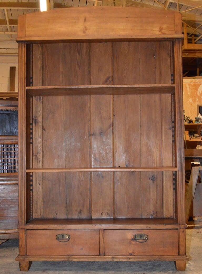 Czech Continental Art Nouveau Bookcase For Sale
