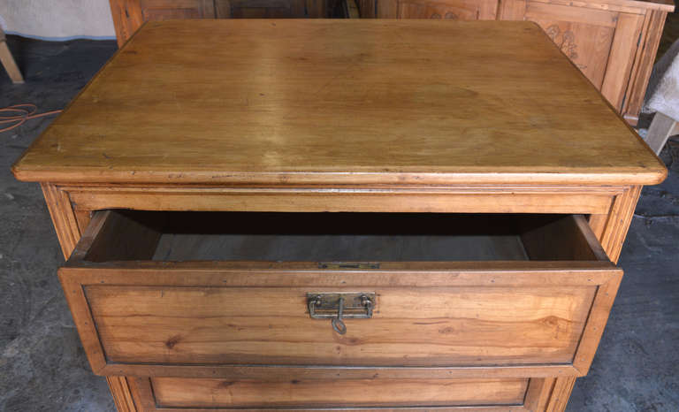 Estonian Chest with Three Drawers