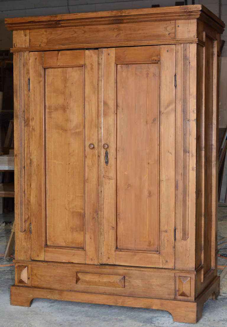 Arts And Crafts Armoire Circa 1900 At 1stdibs