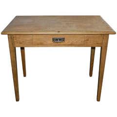 Small Antique Desk or Farm Table