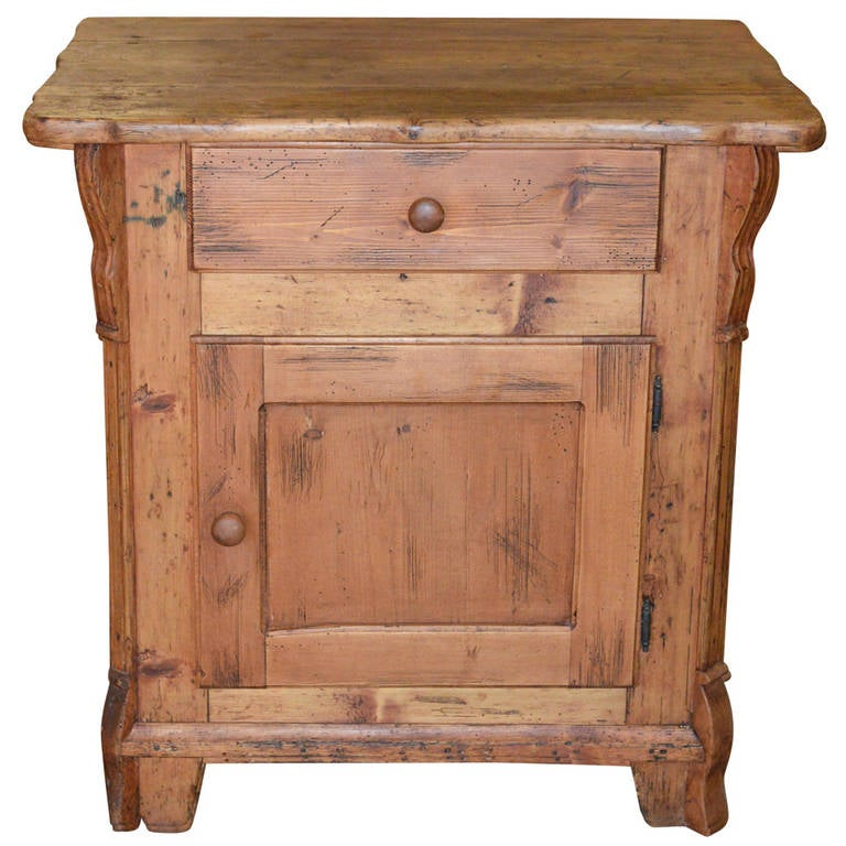Small Cabinet with Drawer