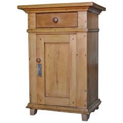 Antique Bedside Cupboard