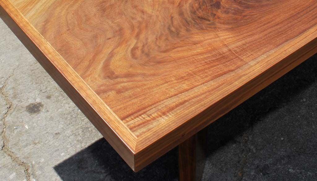 restored dining room tables