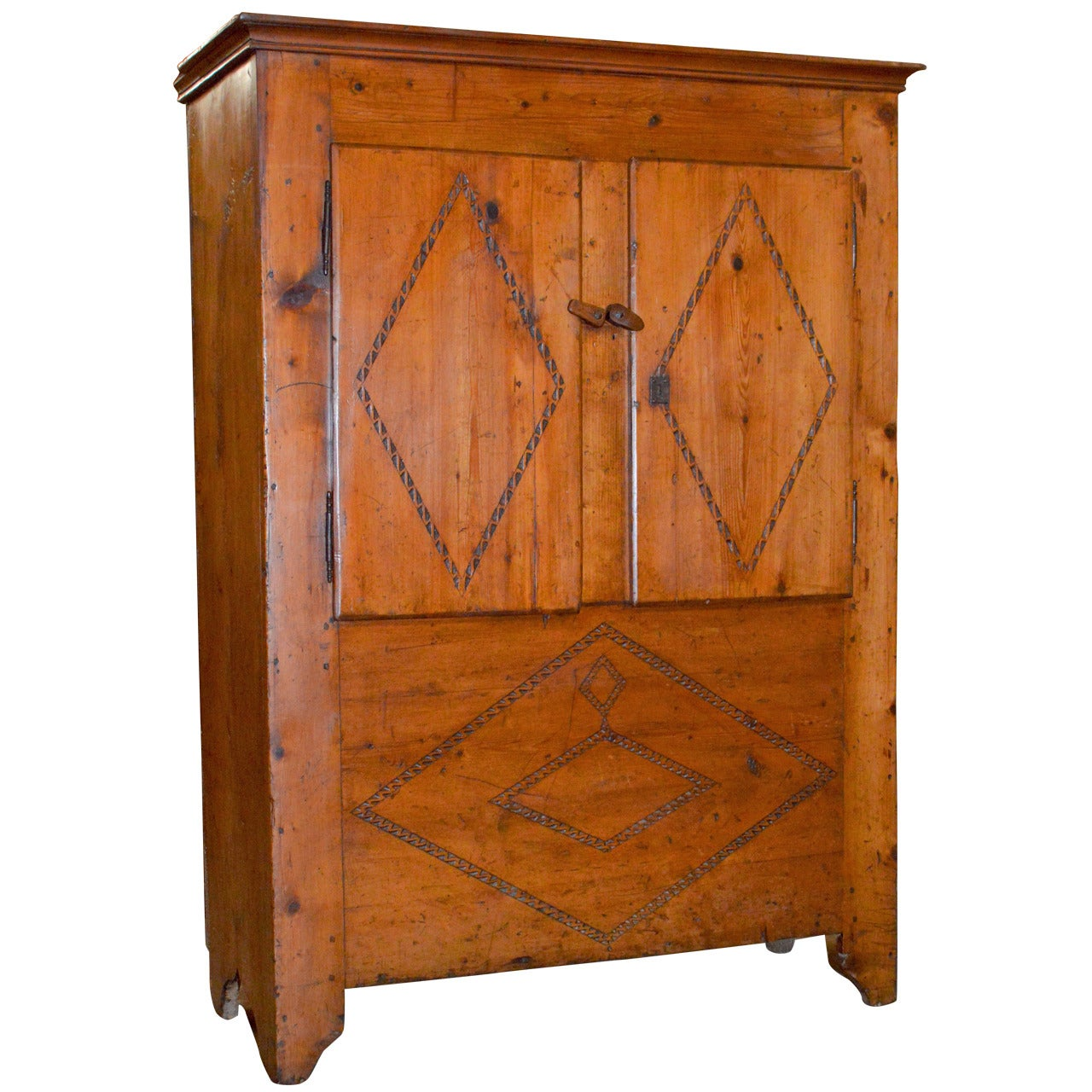 18th Century French Country Cabinet