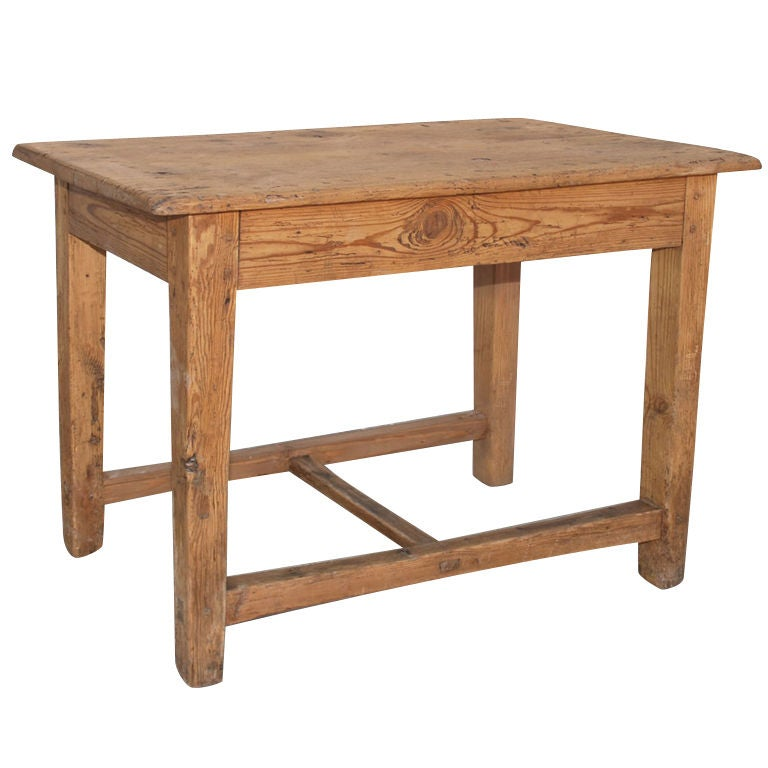 Rustic Farm Table For Sale at 1stdibs