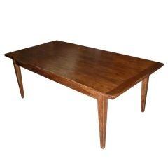 Vintage Pine Harvest Table For Sale At 1stdibs