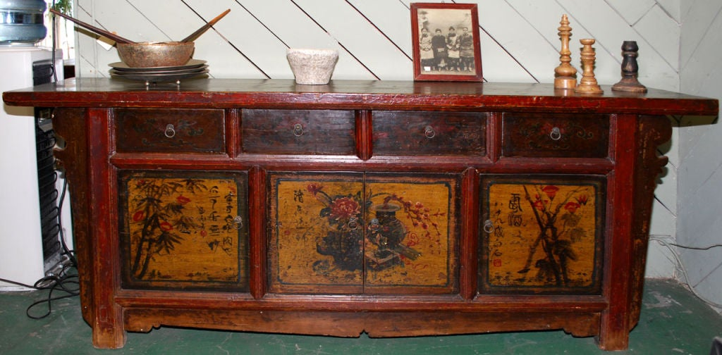 Antique chinese sideboard for sale at 1stdibs for Oriental furniture for sale