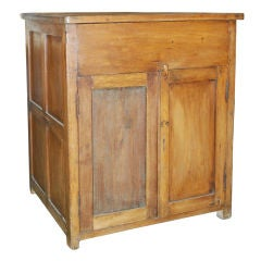 British Colonial Teak Nightstand