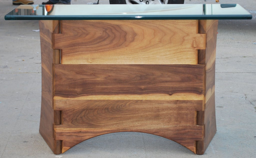 Shape Shifting Desk With Hinges For Sale At 1stdibs