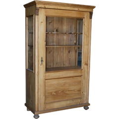 Antique Continental Cupboard