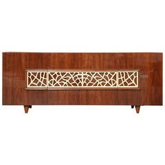 Walnut Credenza by James Mont