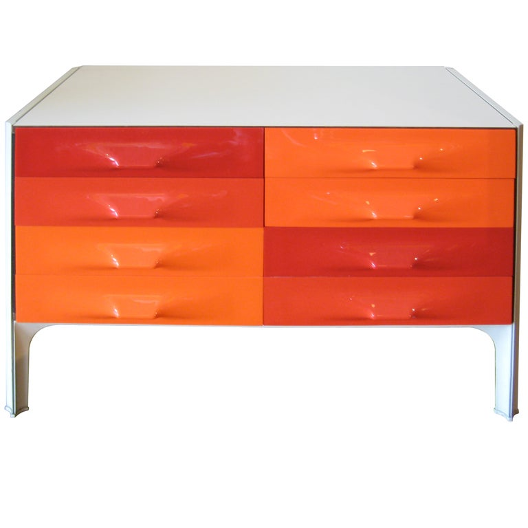"Raymond ""DF 2000"" Loewy Dresser at 1stdibs"