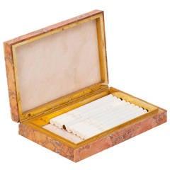 Marble Cigarette Box