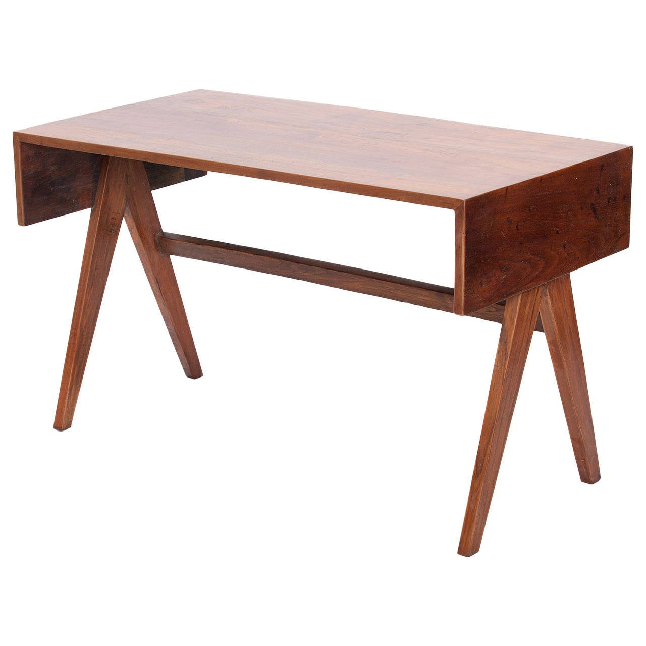 Pierre Jeanneret Desk For Sale