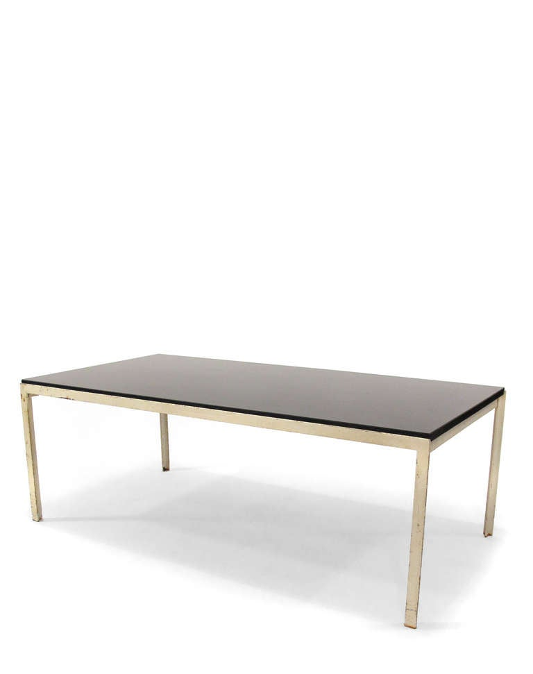 Knoll Cocktail Table At 1stdibs