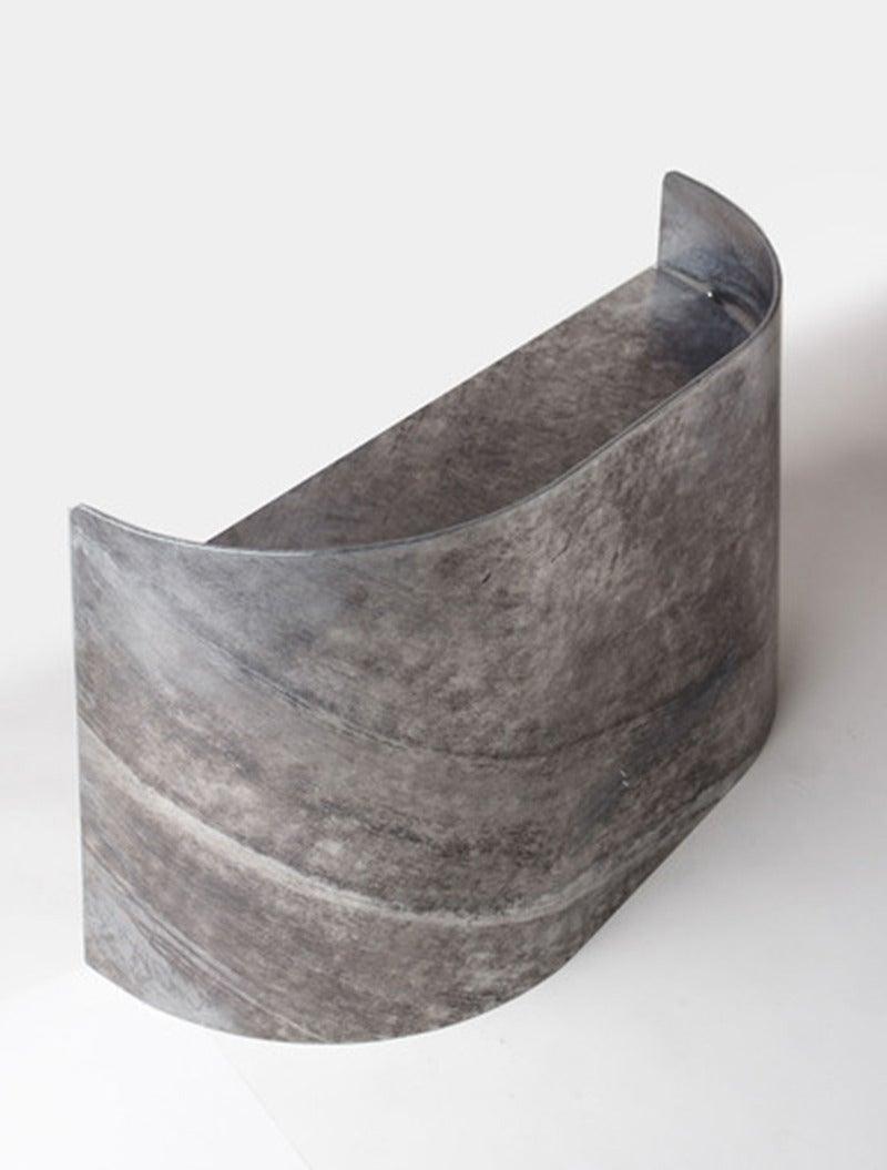 American Jonathan Nesci Steel Bench For Sale