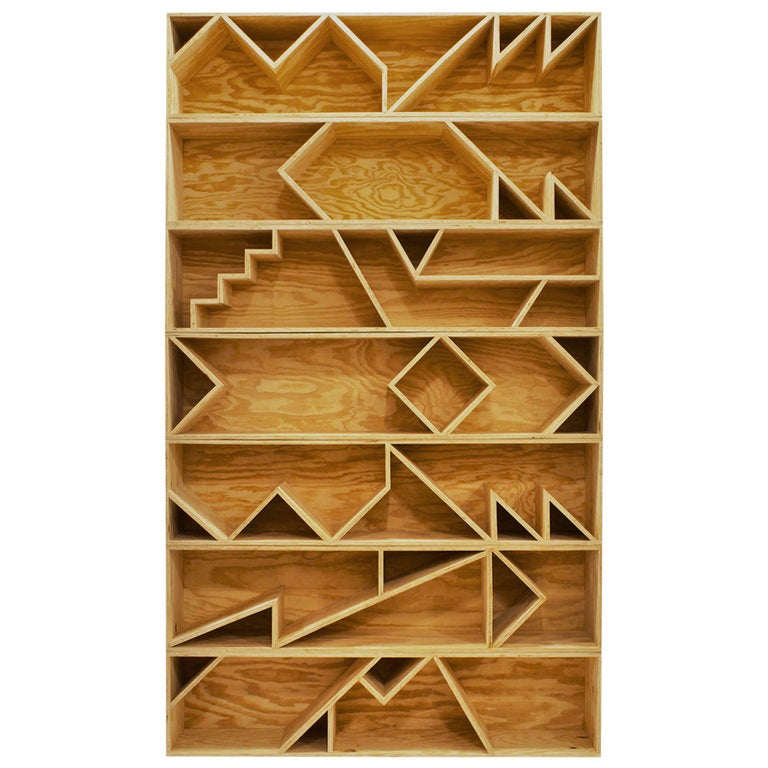 """""""Seven Stacked Benches, after Shelves"""" by RO/LU For Sale"""