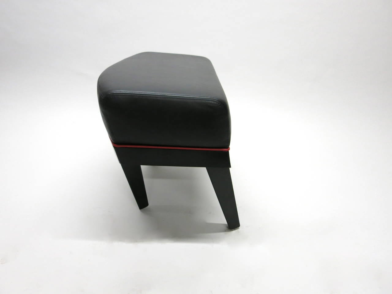 Gertrude Chair And Ottoman By Adam Tihany For Pace