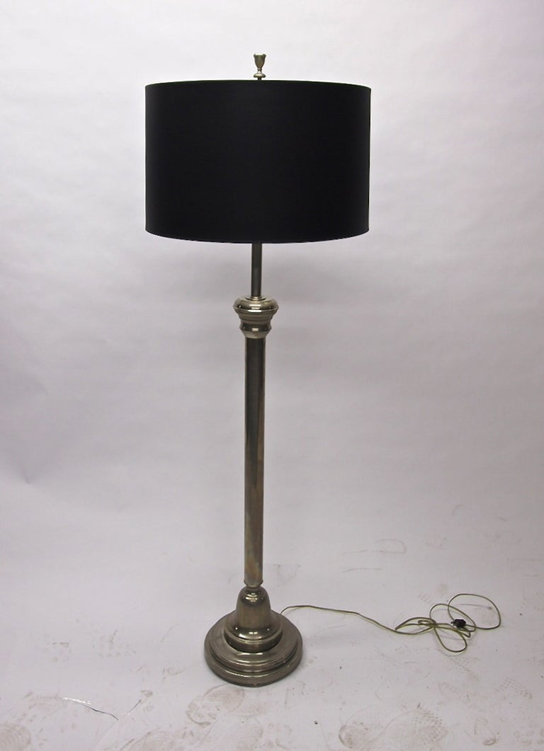 Floor lamp american deco circa 1930 at 1stdibs for 1930s floor lamp