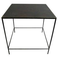 Square Table for Takashimaya NYC Dept. Store American circa 1981