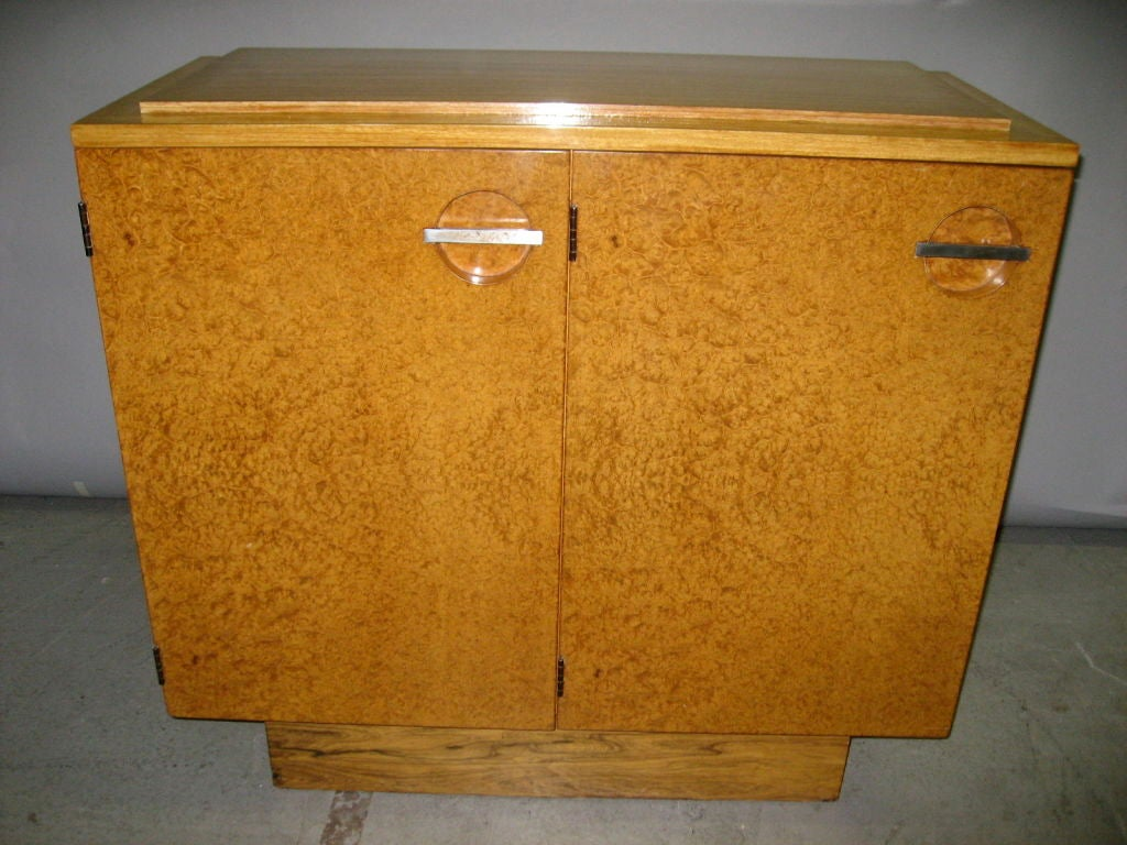 Pair Of Cabinets By Gilbert Rohde American Circa 1930 At