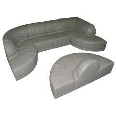 Sectional Sofa By Roche Bobois 1985 Italy