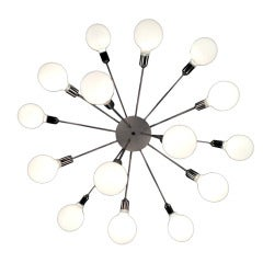 Ceiling Fixture by Lightolier circa1970 Made in America