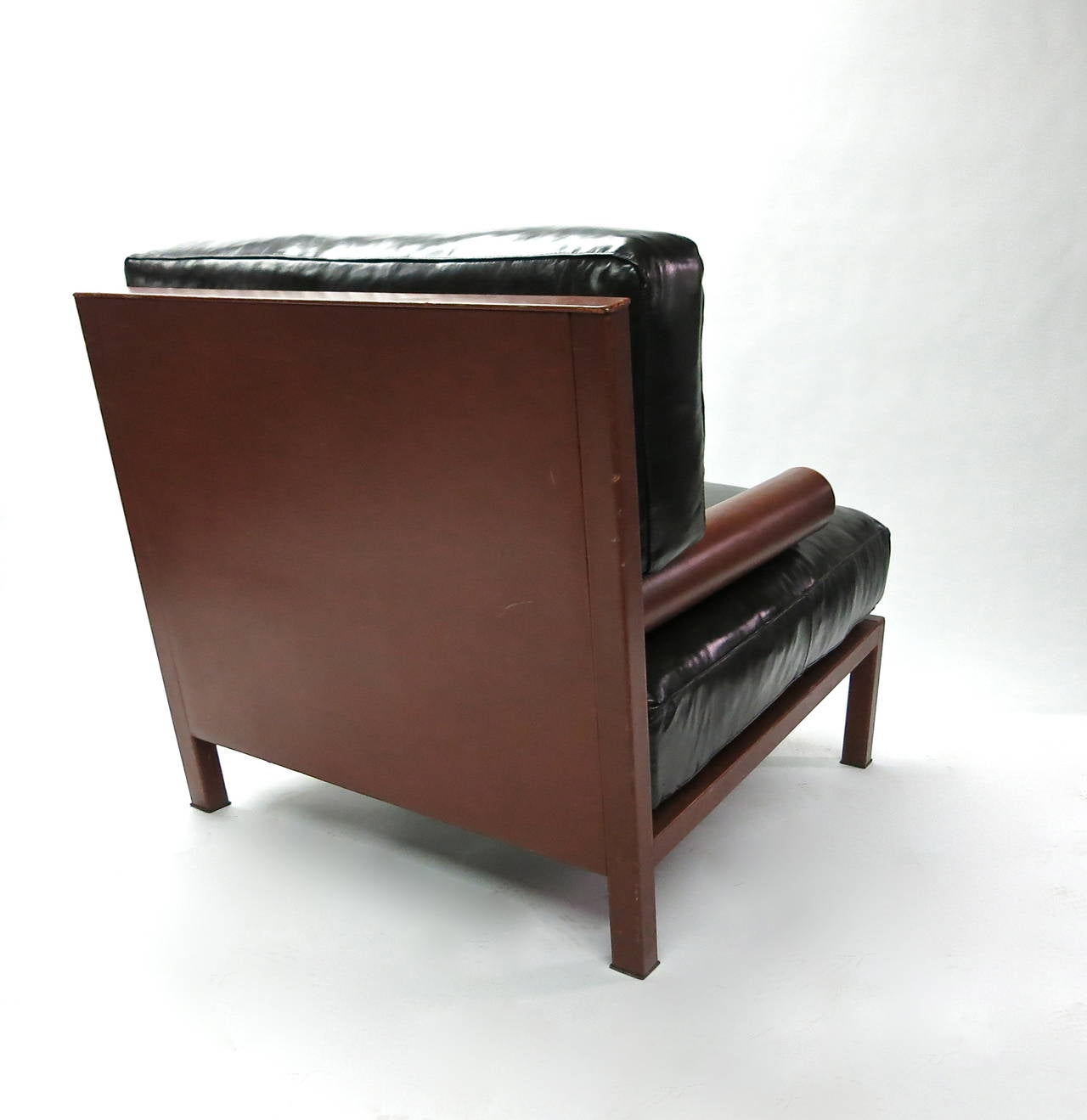 Oversized Chair Designed by Antonio Citterio for B&B Italia, Made in Italy, 1987 For Sale 2