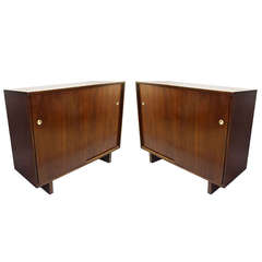 Pair of His and Hers Dressers by Widdicomb 1949 Made in USA