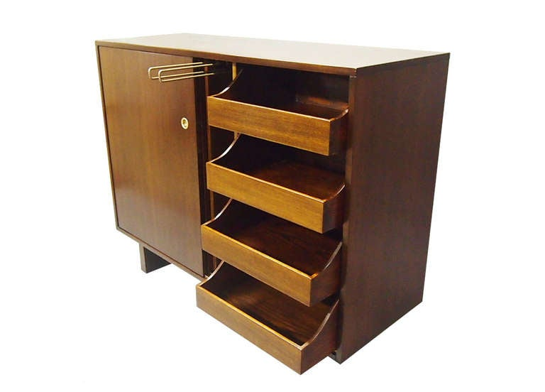 Pair of His and Hers Dressers by Widdicomb 1949 Made in USA For Sale 3