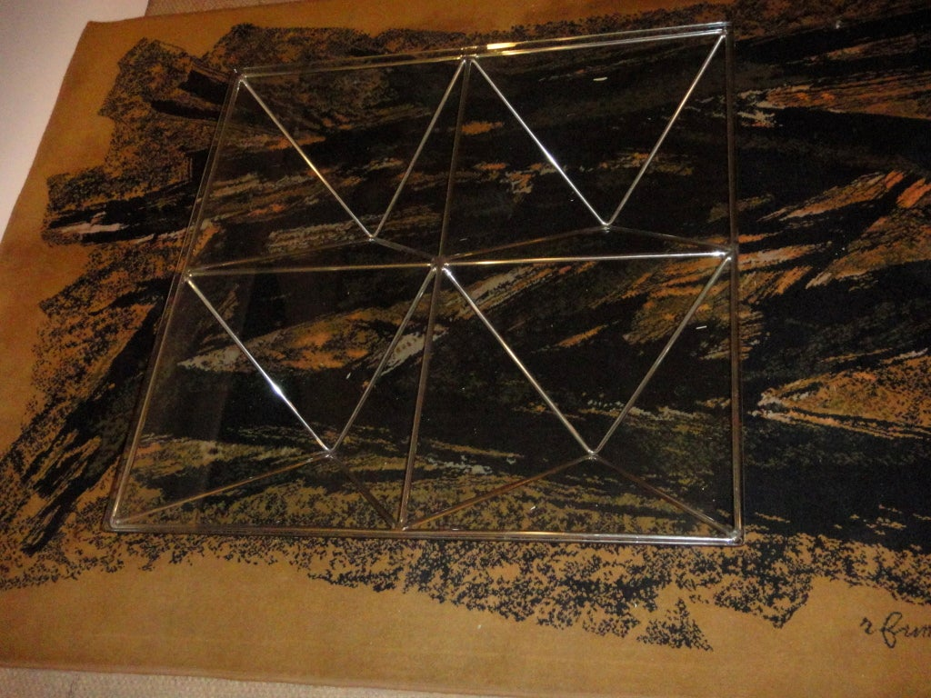 Coffee Table Designed by Paolo Piva circa 1970 Italy 2