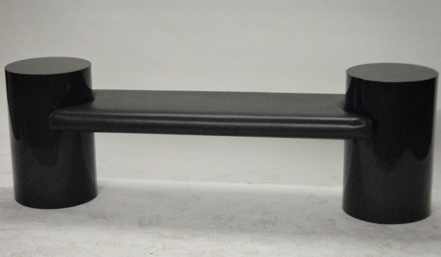 Bench by roche bobois french circa 1975 at 1stdibs for Chaise longue roche bobois