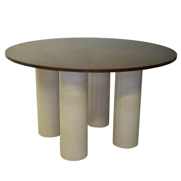 Dining Table By Massimo Vignelli Circa 1960 Italy At 1stdibs