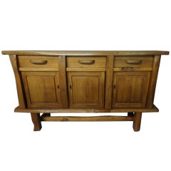 Cabinet after Pierre Chapo circa 1950 France