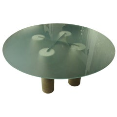 Dining Table by Massimo Vignelli circa 1965 Italy