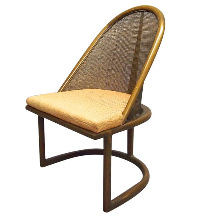 Single Chair in the style of Ward Bennett Circa 1970 American at 1stdibs