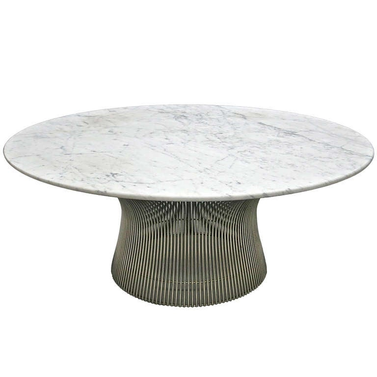 Early Coffee Table Designed By Warren Platner Circa 1960 American At 1stdibs
