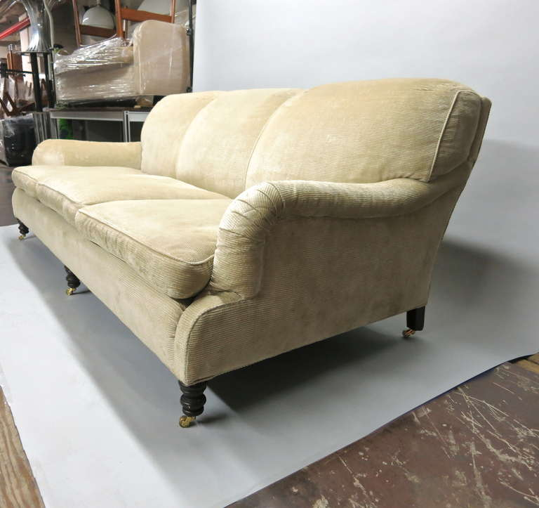 Pair Of Sofas By Ralph Lauren Usa Circa 1990 At 1stdibs