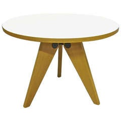 Gueridon Table Prouve Collection 2002 Edition Vitra Switzerland