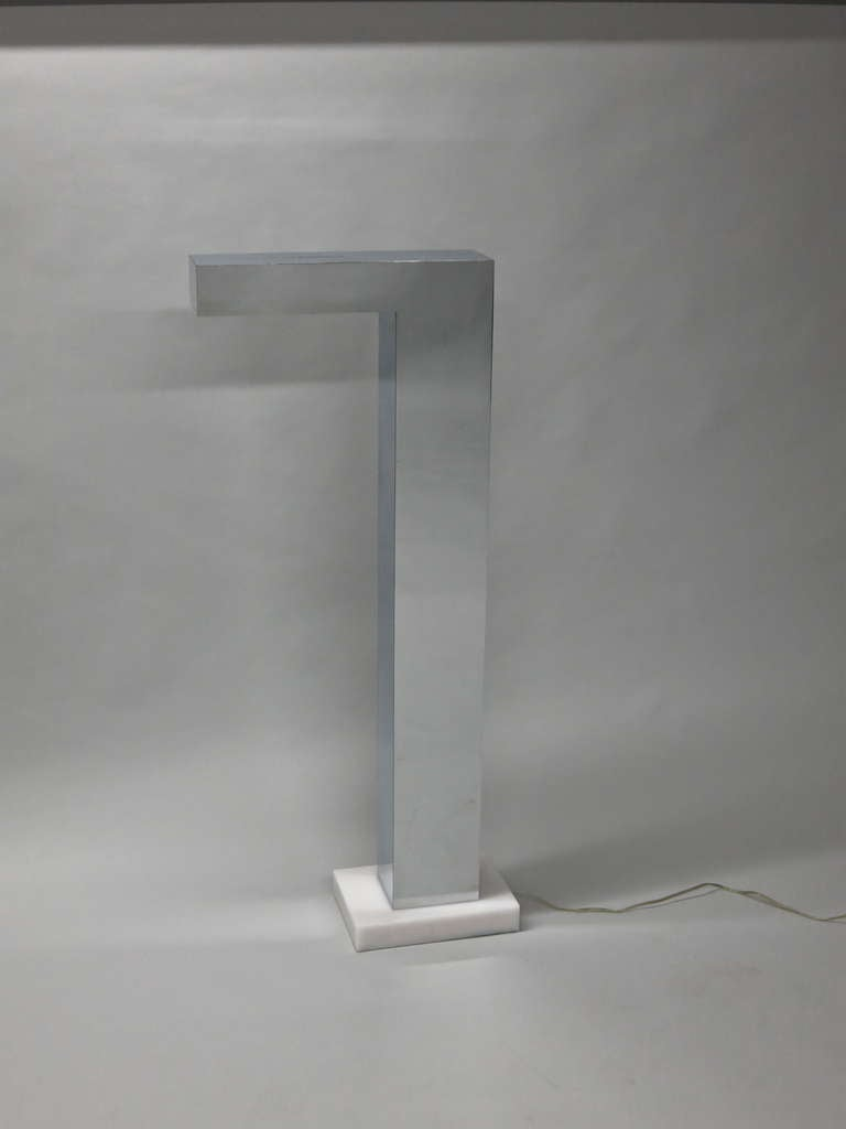 Standng floor lamp by kovacs labeled circa 1960 made in for Mylar flooring