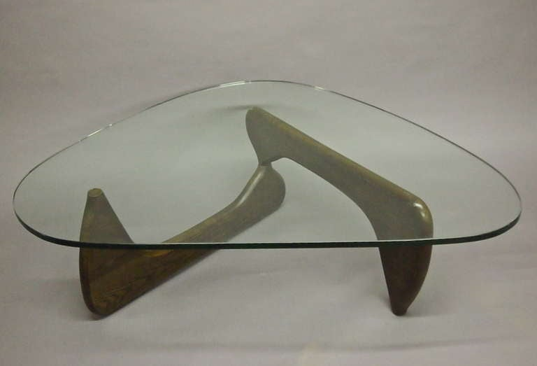 Coffee table by isamu noguchi for herman miller circa 1950 american at 1stdibs Herman miller noguchi coffee table