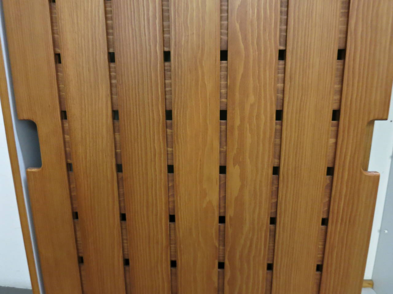 Pair of Wardrobes by Charlotte Perriand, in 1967 for Les Arc Ski Lodge, France For Sale 3