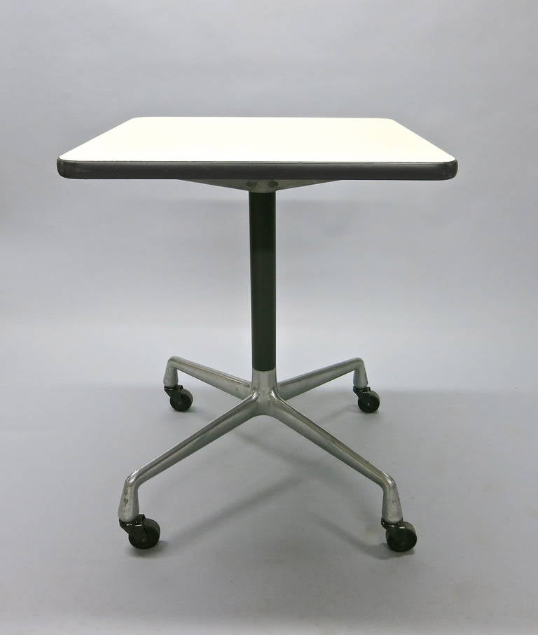 Pair of Side Tables by Eames for Herman Miller at 1stdibs