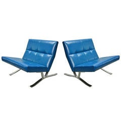 Pair of Chairs Labeled J.G. Furniture Inc., circa 1955, American