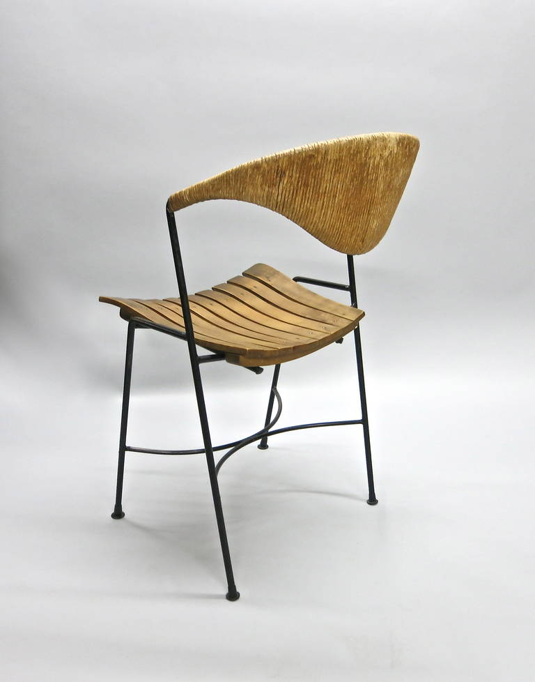 Set Of Six Chairs By Arthur Umanoff Circa 1960 Usa At 1stdibs