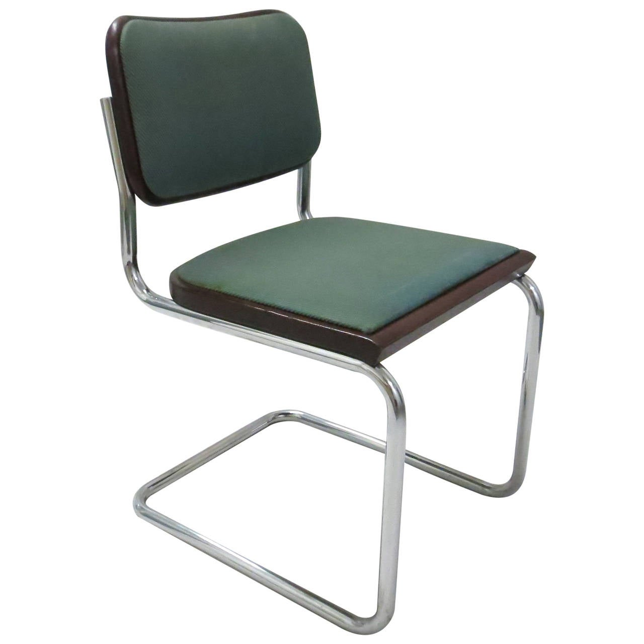 Bauhaus chair breuer - 100 Dining Chairs By Marcel Breuer Bauhaus 1928 Knoll Produced In 1985 1