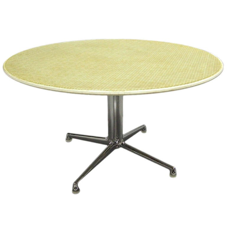 Table by Alexander Girard called La Fonda Produced by Eames 1960 USA