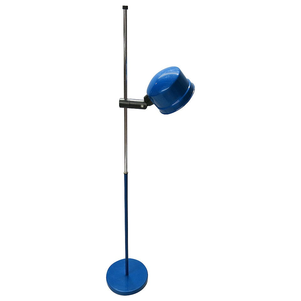 this standing floor lamp by kovacs circa 1960 made in usa is no. Black Bedroom Furniture Sets. Home Design Ideas