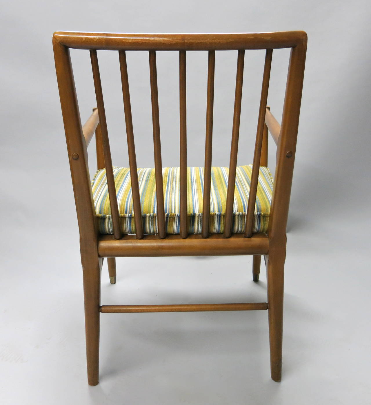 Set Of Six Dining Chairs By John Widdicomb, Circa 1950