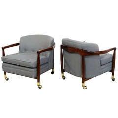 Pair of Kofod Larsen Chairs